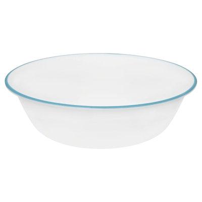World Kitchen, Inc. Corelle Livingware 18 Oz. Soup/Cereal Bowl - Garden Lace