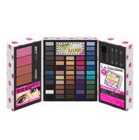 L.A. Colors 65-PC Vanity Affair Makeup Box Set