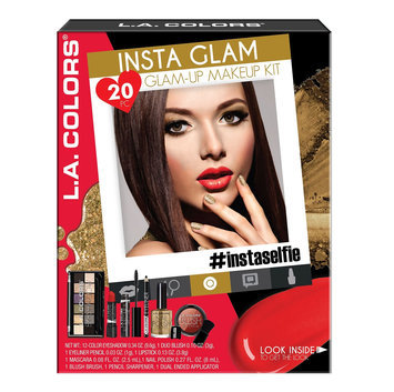 L.A. Colors 20-PC Insta Glam Beauty Book Instaselfie