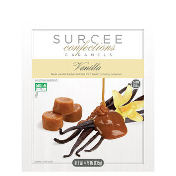 Cam Consumer Products, Inc. Surcee Caramels - Vanilla
