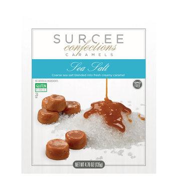 Cam Consumer Products, Inc. Surcee Caramels - Sea Salt