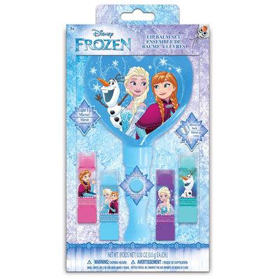 Townley Frozen 4pc Lip Stick w/ Light Mirror