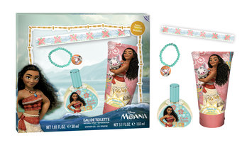 Air-val International, S.a. Air Val Disney Moana Eau de Toilette Natural Spray, Net 1.01 fl oz, Shower Gel Net 5.1 fl oz