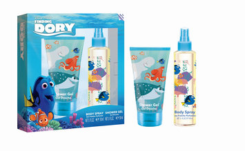 Air-val International, S.a. Air Val Disney Pixar Finding Dory Body Spray & Shower Gel Net 2 x 5.1 fl oz