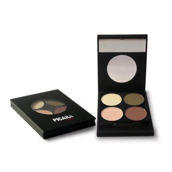 Picara Eye Can Shadow Compact Quad, Nudes