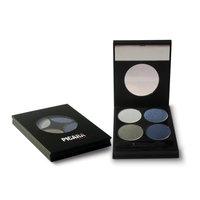 Picara Eye Can Shadow Compact Quad, Smokey, 4 Ct