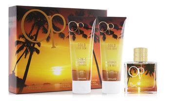 David Shaw Silverware Na Ltd OP Gold Men Gift Set Perfume