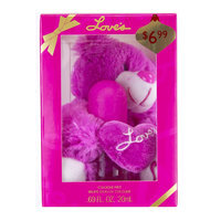 Love Baby Soft 0.69 Oz. Cologne Mist w/Bear