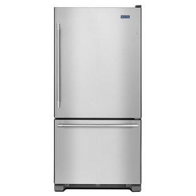 Maytag 19.0 CuFt Bottom Freezer Refrigerator