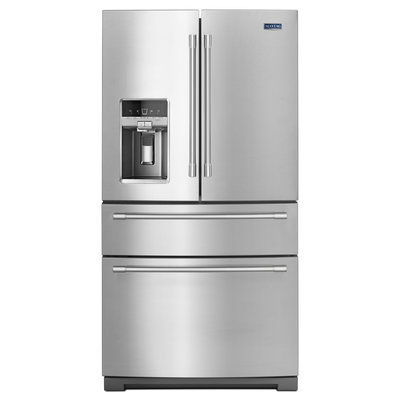 Maytag MFX2676FRZ 26.0 Cu. Ft. Stainless Steel French Door Refrigerator