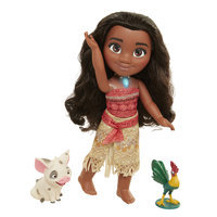 Disney Moana Singing Moana Doll & Friends