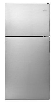 Amana White Top Freezer Refrigerator