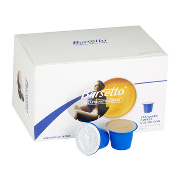 Barsetto Espresso Coffee Decaf (100 pods per case)