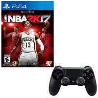 Sony Playstation 4 Dualshock 4 Wireless Controller With NBA 2K17