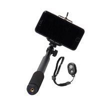 KODAK Bluetooth Selfie Stick with Shutter Button, Black
