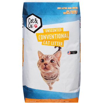 Mygofer Unscented Conventional Cat Litter 20 LB BAG