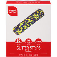 Glitter Strips Bandages 20