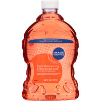 Mygofer Image Essentials Light Moisturizing Liquid Hand Soap 64 FL OZ Squeeze Bottle
