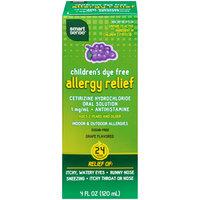 Mygofer Children's Dye Free Allergy Relief Grape Flavored Antihistamine 4