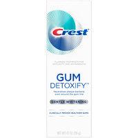 Crest Pro Health Gum Detoxify Gentle Whitening Toothpaste, 4.1 oz