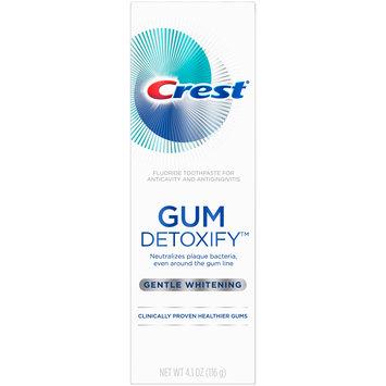 Crest Pro Health Gum Detoxify Gentle Whitening Toothpaste
