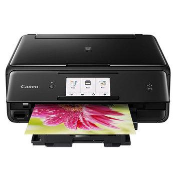 Canon PIXMA TS8020 Wireless All-in-One Inkjet Printer, Black