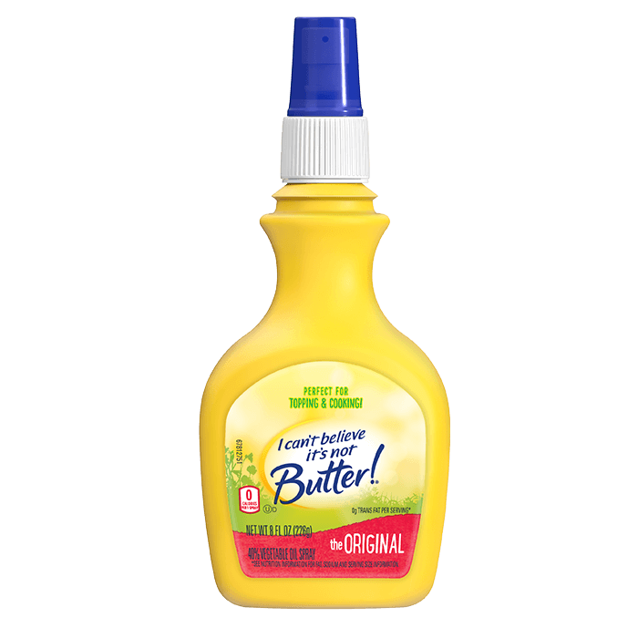 I Can't Believe It's Not Butter Original Spray