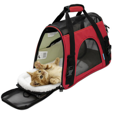 OxGord Pet Carrier For Dogs & Cats Comfort