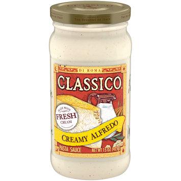 Classico Creamy Alfredo Pasta Sauce
