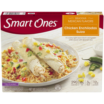 Smart Ones Chicken Enchilada Suiza