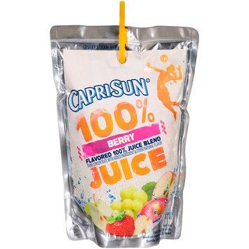Capri Sun 100% Juice Berry Ready-to-Drink Soft Drink