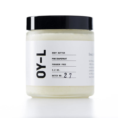 Oy-l Scented Body ButterPink Grapefruit