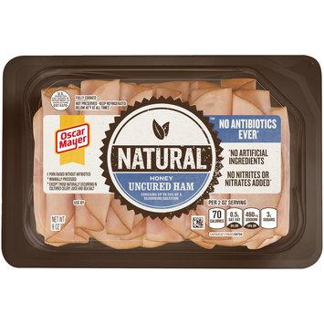 Oscar Mayer Natural Honey Uncured Ham
