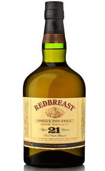 Redbreast Irish Whiskey 21 Year