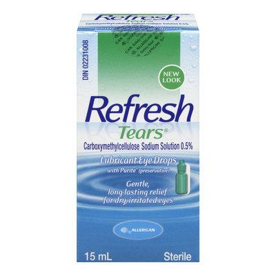 Refresh Tears, Everyday Dry Eye Relief, 15 mL