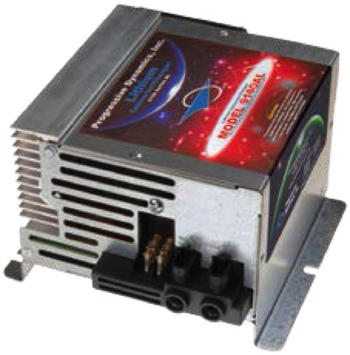 12V 40 AMP LITHIUM BATTERY CHARGER INTELI-POWER® 9100L SERIES