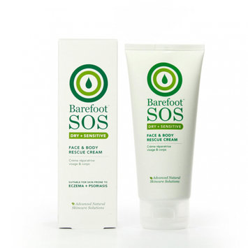 Barefoot S.o.s. Barefoot SOS Face & Body Rescue Cream 100ml