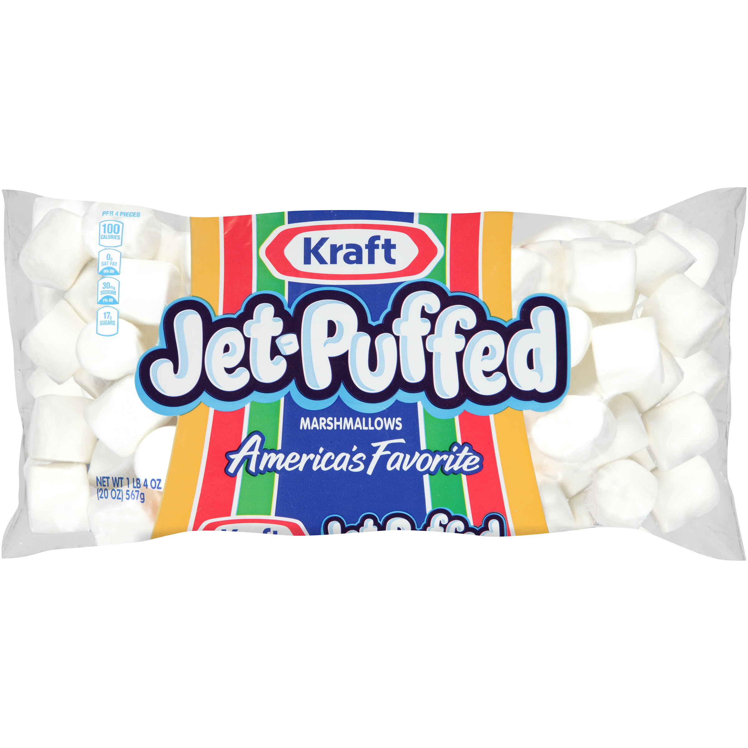 Jet-Puffed Regular Everyday Marshmallows