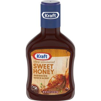 Kraft Sweet Honey Barbecue Sauce