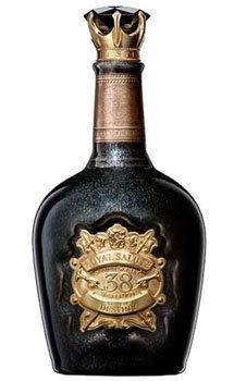Royal Salute Scotch 38 Year Stone of Destiny