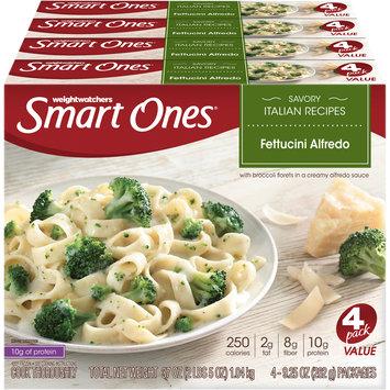 Smart Ones Savory Italian Recipes Fettuccine Alfredo