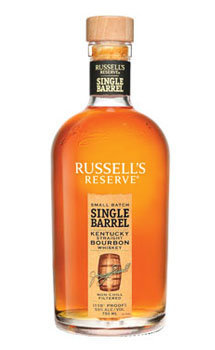 Russell's Reserve Bourbon Small Batch Single Barrel