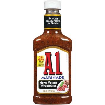 A.1. Steakhouse New York Marinade