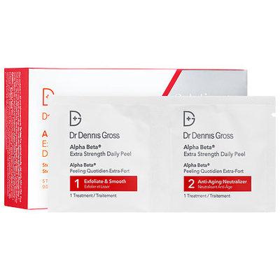 Dr. Dennis Gross Skincare Alpha Beta(R) Peel Extra Strength Daily Peel 5 Treatments