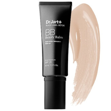 Dr. Jart+ Black Label Detox BB Beauty Balm light to medium skin 1.5 oz/ 40 mL