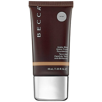 BECCA Ever-Matte Shine Proof Foundation Amber 1.35 oz