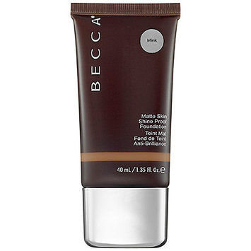 BECCA Ever-Matte Shine Proof Foundation Mink 1.35 oz