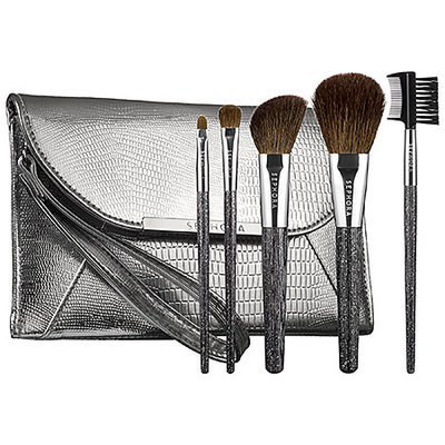 SEPHORA COLLECTION Party Invite Clutch Brush Set