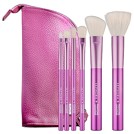 SEPHORA+PANTONE UNIVERSE Color Gaze Brush Set