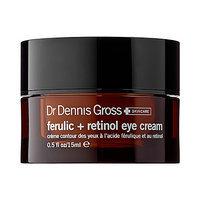 Dr. Dennis Gross Skincare Ferulic + Retinol Eye Cream 0.5 oz/ 15 mL
